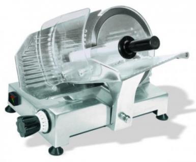 Saro Elektro Aufschnittschneidemaschine Modell GPE 275 - Vorschau