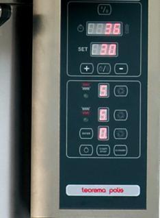 PW 4 - Bäckereibackofen Polis Elektronische Steuerung- Gastroqualität - Vorschau 2