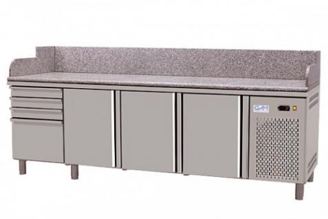 GAM TP-8-250-34D Pizzakühltisch - Vorschau