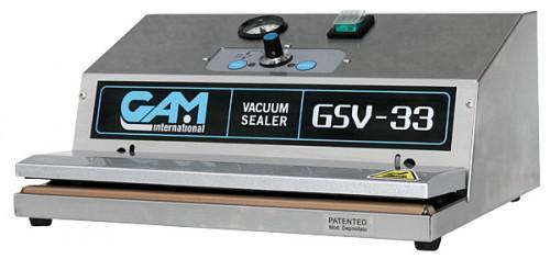 GAM Vakuumiermaschine GSV33 - Vorschau