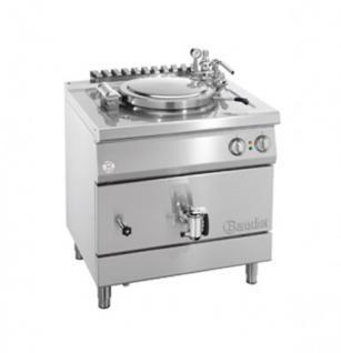 Bartscher Elektro-Kochkessel indirekt beheizt, 135 Liter - Vorschau