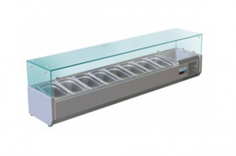 Saro Aufsatzkühlvitrinen Modelle METTE VRX 1800 - Vorschau