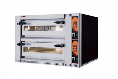 PRO 44 - Pizzaofen Professionale Digitale Steuerung - Gastroqualität - Vorschau 1