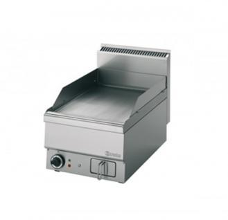 Bartscher Elektro-Griddleplatte glatt 400x650x295 - Vorschau