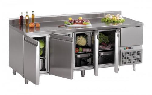 GGG Umluftkühltisch Lux 4 - Vorschau