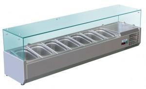 Saro Aufsatzkühlvitrinen Modelle METTE VRX 1600 - Vorschau