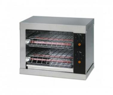 Saro Toaster Modell BUSSO T2 - Vorschau
