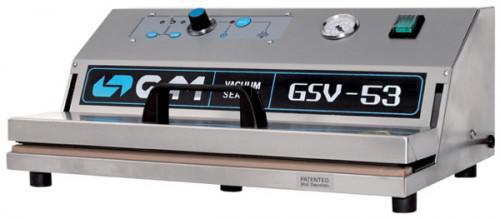 GAM Vakuumiermaschine GSV53 - Vorschau