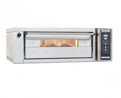 PW 4 - Bäckereibackofen Polis Elektronische Steuerung- Gastroqualität - Vorschau 1
