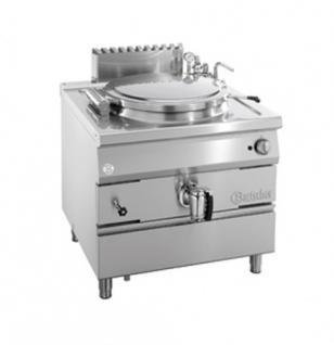 Bartscher Gas-Kochkessel indirekt beheizt, 150 Liter - Vorschau