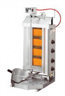 GAM Gas-Gyrosgrillgerät G2 - Vorschau