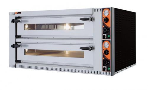 PRO 99 TOP - Pizzaofen Professionale Digitale Steuerung Vollschamot - Gastroqualität
