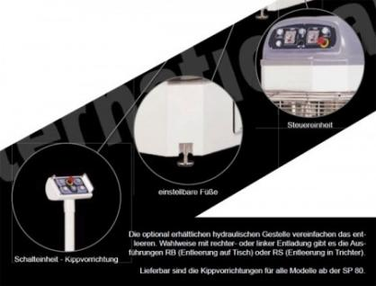 GAM Spiralteigknetmaschine SP160 - Vorschau 2