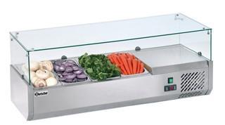 Bartscher Kühlaufsatz für 4 x 1/3 GN, 150 mm - Vorschau