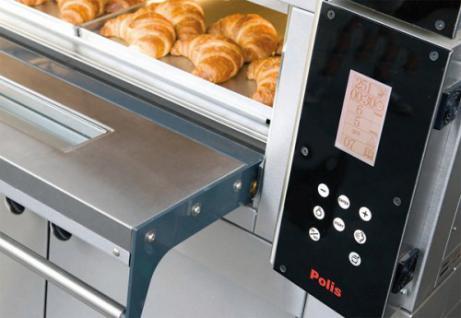 PW 4 - Bäckereibackofen Polis DeLuxe Steuerung- Gastroqualität - Vorschau 2