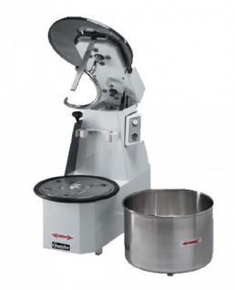 Bartscher Spiral-Teigknetmaschine 38 kg / 42 Liter, mit Schwenkkopf - Vorschau 2