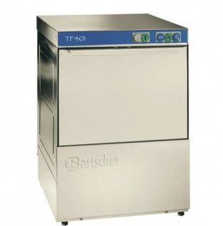 Bartscher Gläserspülmaschine Deltamat Serie TF 401 HP, mit Wasserenthärter und Laugenpumpe - Vorschau