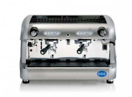 GGG Kaffee-/Espressomaschine 2-gruppig - Vorschau