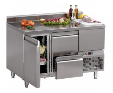 GGG Umluftkühltisch Lux 2C2A - Vorschau