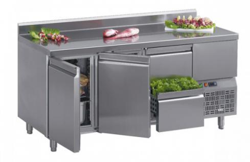 GGG Umluftkühltisch Lux 3C2 - Vorschau