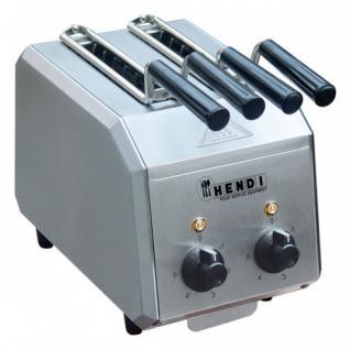 Hendi Toastgerät, Breite 300 mm - 261163 - Vorschau