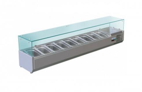 Saro Aufsatzkühlvitrinen Modelle METTE VRX 2000 - Vorschau