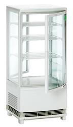 Bartscher Mini-Kühlvitrine 86L - Vorschau