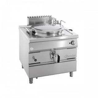 Bartscher Gas-Kochkessel indirekt beheizt, 100 Liter - Vorschau