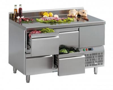 GGG Umluftkühltisch Lux 2C4A - Vorschau