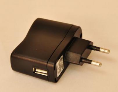 E-Zigarette Ladegerät (USB/220V) E-Zigarette SLIM ladegerät