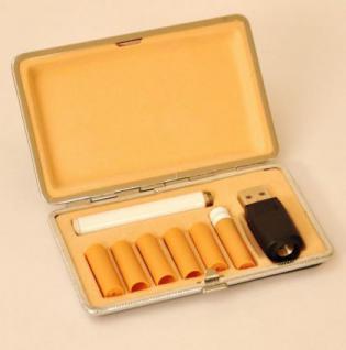 E-Zigarette Case, E-cigarette Metall Box, cigaretten Box - Vorschau 3