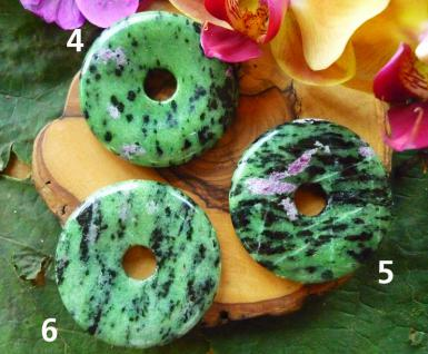 Zoisit/Rubin Donut 40 mm - Vorschau 2