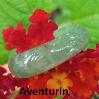 Steinring Aventurin, 1 Stück