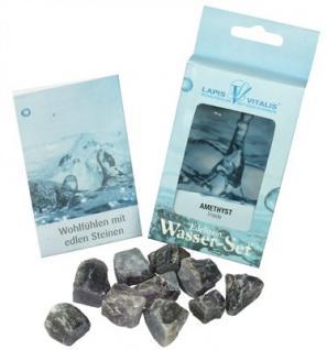 Lapis Vitalis Wassersteine Amethyst - Friede