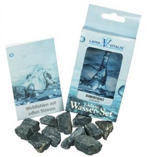 Lapis Vitalis Wassersteine Dumortierit - Zuversicht