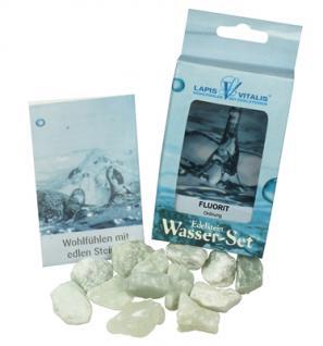 Lapis Vitalis Wassersteine Fluorit - Ordnung