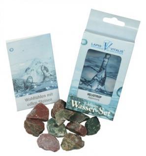 Lapis Vitalis Wassersteine Heliotrop - Abgrenzung