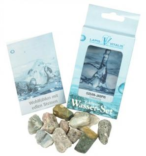 Lapis Vitalis Wassersteine Ozeanjaspis - Erneuerung