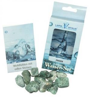Lapis Vitalis Wassersteine Prasem - Gelassenheit