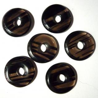 Donut Lamellen-Obsidian 30 mm