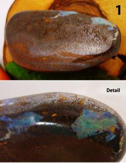 Boulderopal in Matrix Trommelstein XL