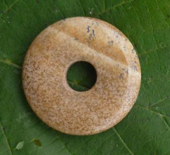 Donut Landschaftsjaspis 30 mm