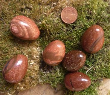Edelstein-Ei klein, Goldfluss