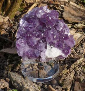 Die Schätze der Erde Sammleredition - Amethyst-Stufe
