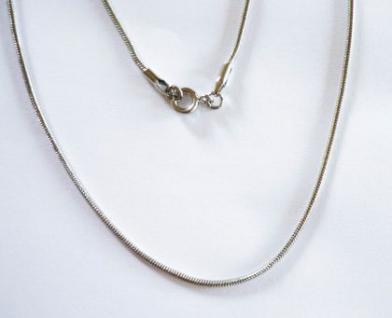 Schlangenkette Stahl 1, 5 mm dick