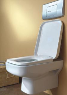 Hänge Wand Dusch Wc Taharet Bidet Taharat Toilette Creavit SP320 mit Düse inkl. Soft-Close Wc Sitz - Vorschau 2