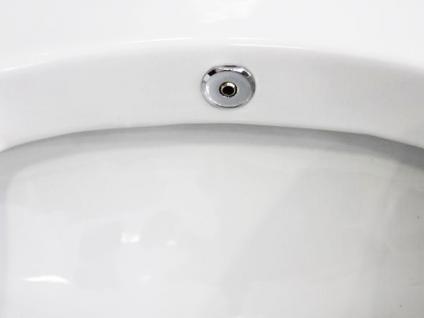 Hänge Wand Dusch Wc Eckig Taharet Bidet Taharat Toilette Creavit SR320 mit flach Düse inkl. Soft-Close Wc Sitz - Vorschau 3