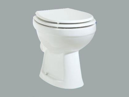 Stand Tiefspül DUSCH Wc Taharet, Bidet, Taharat Toilette Sitz Creavit TP310 Tahara