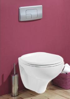Hänge Wand Dusch Wc Taharet Bidet Taharat Toilette Creavit TP320 mit Düse inkl. Wc Sitz