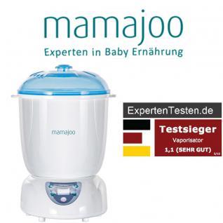 Mamajoo 5-1 Digitaler Dampfsterilisator Babykostwärmer Babyflaschenwärmer Garer